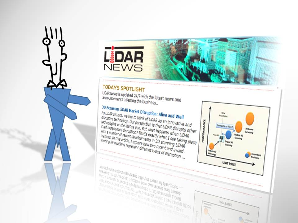 LiDAR News Article